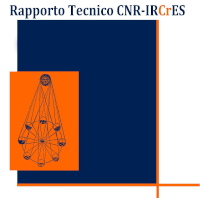 Technical Reports IRCrES-CNR