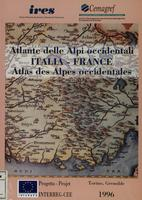 Atlante delle Alpi occidentali Italia - France Atlas des Alpes occidentales