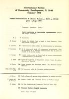 Community Development n.39-40 1978. International issue of Centro Sociale (ed. italiana: Centro sociale A.25 n.139-141)