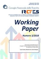 Overcoming sustainability barriers through Formalized Network Contracts (FNCs): the experience of Italian SMEs
